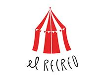 """Identidad - Centro Cultural """"El Recreo"""""""