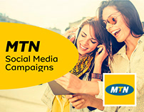 MTN Social Media Campaigns