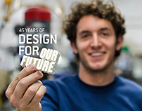 TU Delft / IDE — Design For Our Future