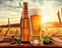 Cerveza Cusqueña - Revestimiento Web