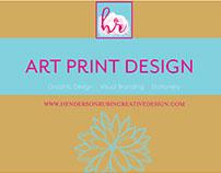 Art Print Design