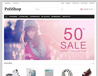 Polishop, Premium OpenCart Retina Ready Shop Theme