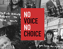 No Voice No Choice