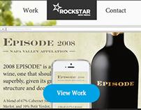 Rockstar New Media 2013 Redesign