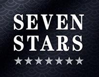SEVEN STARS : DECORATIVE PACK