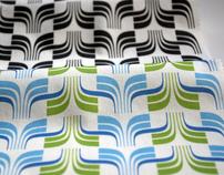 "Textile Design ""Modern Deco"""
