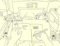 Operation Europe Sketchbook