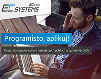 EC SYSTEMS - Poster