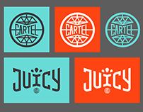 Branding: Cartel/Juicy