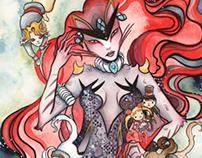 Kitty Queen Beryl
