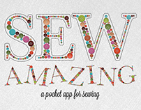 Sew Amazing iPad App