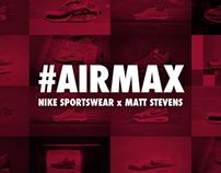 #AIRMAX / Nike Sportswear Illustrations