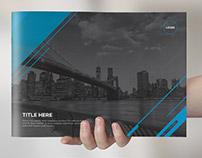 Business Minimal Brochure / Catalog