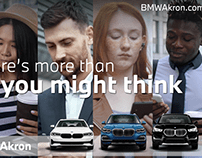 BMW SEO Promotional Motion Graphics Composition
