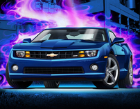 Chevrolet Camaro / General Motors