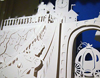 Paper-cut Library