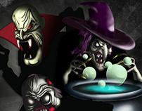 Halloween Concepts