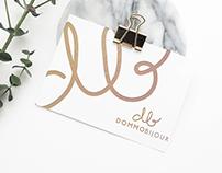 Dommo Bijoux Brand Identity
