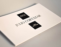 Julio Cortázar Postcards