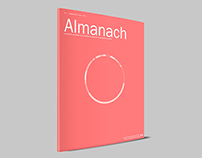 Almanach 2013 — Editorial-Design