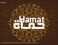 hamah city font