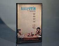 Rasputín DVD Cover