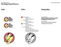 Non-profit: SDSR Logo Redesign