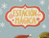 personajes estación mágica