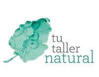 Brand Identity: Tu Taller Natural