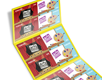 Stamp Design: Arts Education Partnership