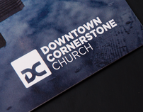 Downtown Cornerstone Church - Identity