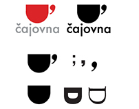 Branding · Čajovna · The Tea House