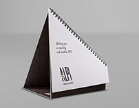 Alpi Wood - Calendar 2013