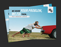 MG BROCHURE DESIGN