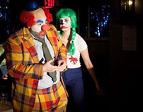 Pipeline Theatre Presents: CLOWN BAR
