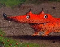 Lis Potoczkowy