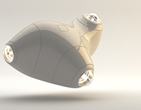 Sci-Fi Lamp