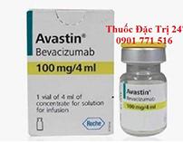 Thuốc avastin 100mg/4ml bevacizumab – thuốc đặc trị 247