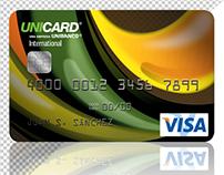 Tarjetas Unicard