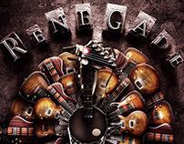 Renegade Peacock Album and Poster Artwork