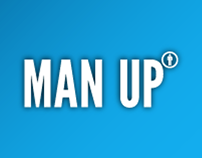 Man Up Digital Campaign