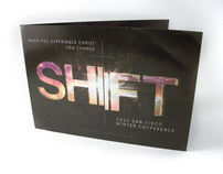 SHIFT Conference Brochure