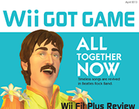 Wii Got Game - Magazine