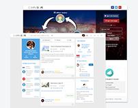 CampusDope Web App v2.0 UI/UX