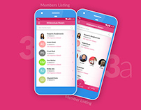 Millenium Mam'S Member Directory App