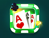 Poker Game Icons