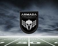 Branding Armada Futebol Americano
