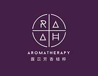 │ Branding │RAAH AROMATHERAPY
