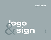 Logo & sign #2 — Collection