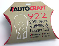 AUTOCRAFT packaging redesign (concept)